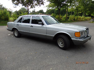 1983 Mercedes-Benz Other 380SEL Other