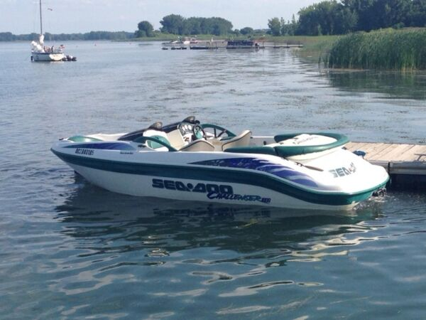 Used 1998 Sea Doo/BRP challenger 1800