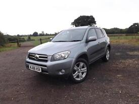 2006 TOYOTA RAV 4 2.2 D 4D T180 lovely clean example