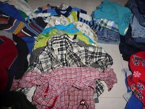 55 items of boys clothes plus more sz 12-18 months Edmonton Edmonton Area image 2
