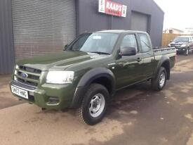 2008 Ford Ranger 2.5TDCi Super Cab Diesel Pickup 4x4 * Space Cab * Extra Cab *