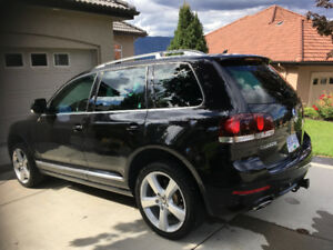 2010 Volkswagen Touareg Execline SUV, Crossover