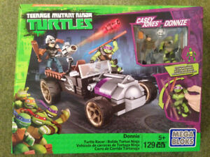 *Brand New* Mega Bloks - TMNT Turtle Racer