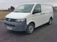 12 Plate Volkswagen Transporter 2.0TDi ( 102PS ) SWB T28