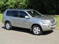 2005 Nissan X-Trail 2.2 dCi SVE Manual 6 Speed Diesel 5 Door 4x4