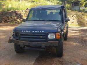 Land Rover Discovery 2 1999 TD5 Manual for parts or repair