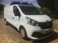 Renault Trafic 1.6dCi Energy LWB Van 2015MY LL29 120 Business+