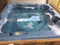 Coyote (Arctic spa's) C20 7 person hot tub