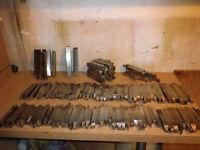 Outils de machiniste tool bits