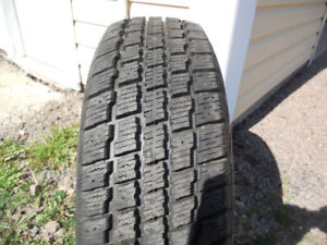 Cooper winter tires like new condition. 185-65-15