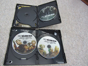 The Walking Dead on DVD - Seasons 1 & 2 London Ontario image 3