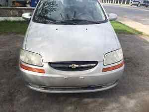 2006 Chevrolet Aveo Familiale