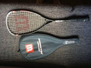 Wilson Hammer squash racquet 160 g