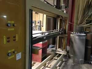 2001 Ritter case clamp