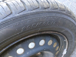 205/60R16 TBC Matrix All Season Tire