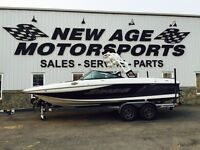 2016 Supreme Boats S226 Surf/Wake Boat @ New Age Motor Sports in