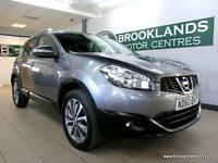 Nissan Qashqai 1.5 DCI TEKNA [6X SERVICES, SAT NAV, LEATHER, PANORAMIC ROOF, HEA