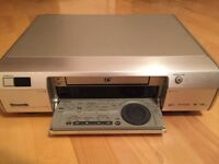 Panasonic NV-DV10000 - Digital Video Cassette Recorder - DV / Mini DV ~ VCR