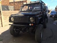 Suzuki sj 413 4x4 offroader runs and drives , spares or repairs , project ,