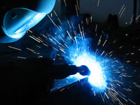Journeyman Welder Available