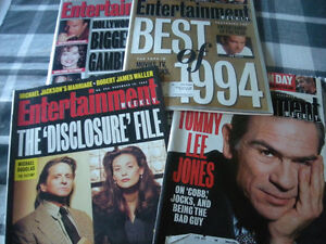Entertainment Weekly 1994 - 1995