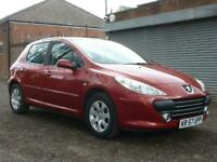 2007 Peugeot 307 1.4 16v S 5dr Hatchback Petrol Manual