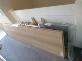 BRAND NEW WARDRODE FOR SALE. FIXTURES INCLUDED. SELLING FOR £120 ono