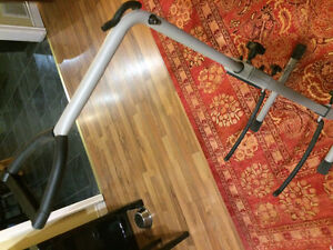 Double bass or cello stand