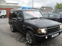Land Rover Discovery 2.5 TD5 GS, 7 SEATER