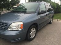 2005 Ford Freestar. Great family vehicle.