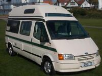 1995 (M) Ford Duetto Motorhome