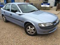 1997 'R' Vauxhall Vectra 2.0 GLS AUTO. Petrol. Automatic. 5 Door. Px Swap
