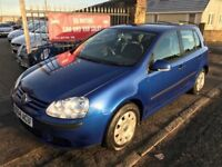 2004 VW GOLF 1.6 FSI, SERVICE HISTORY, WARRANTY, NOT A3 S40 ASTRA FOCUS LEON BRAVO