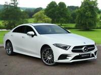 2018 Mercedes-Benz CLS COUPE CLS 450 4Matic AMG Line Premium Plus 4dr 9G-Tronic