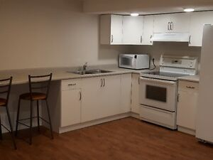 BRIGHT CLEAN, NEW ONE BEDROOM SUITE HERITAGE LAKES, ST. ALBERT