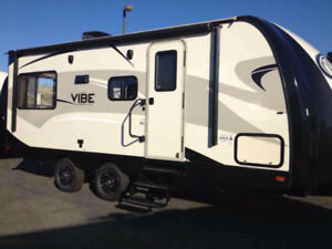 2016 Forest River island Vibe 207RH