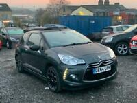 2014 Citroen DS3 1.6 e-HDi Airdream DStyle Plus 2dr CONVERTIBLE Diesel Manual