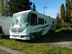 Motorhome and Tow car for sale