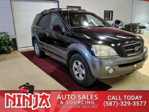 2005 Kia Sorento EX  AWD Auto Safetied And Road Ready