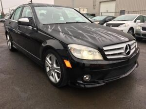 2009 Mercedes-Benz C300 4MATIC, FINANCEMENT MAISON