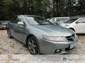 HONDA ACCORD EXECUTIVE VTEC, Green, Auto, Petrol, 2005 8 Stamps Tops Spec....