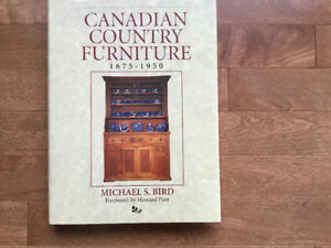 Canadian Country Furniture 1675-1950 by Michael Bird