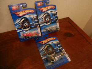 Hot Wheels Ferrari 512 M 2006 First Edition Lot of 3 Variations
