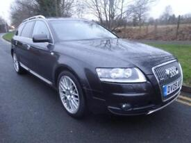 Audi A6 allroad 3.0TDI auto 2009/09 quattro 142000 miles drives great April mot