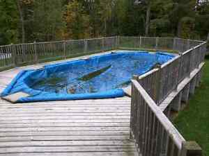 Pool Above Ground free for anyone who can take it