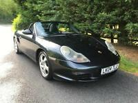 2004 PORSCHE BOXSTER 2.7 TIPTRONIC S AUTOMATIC SPORTS CONVERTIBLE