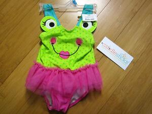 Girls Swim Suits - 24 Mths