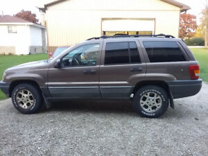 2001 Jeep Larado Stratford Kitchener Area image 2