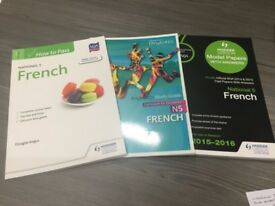 National 5 French & Past Papers