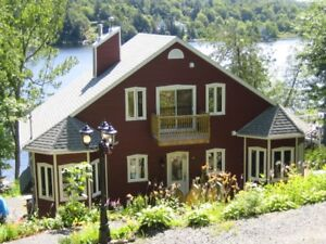 COTTAGE FOR RENT LAKEFRONT & MOUNTAIN VIEW
